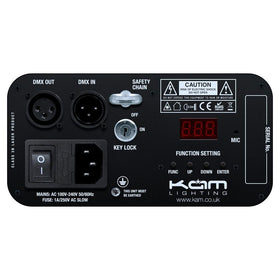 KAM iLink GBC Laser-Lighting-DJ Supplies Ltd