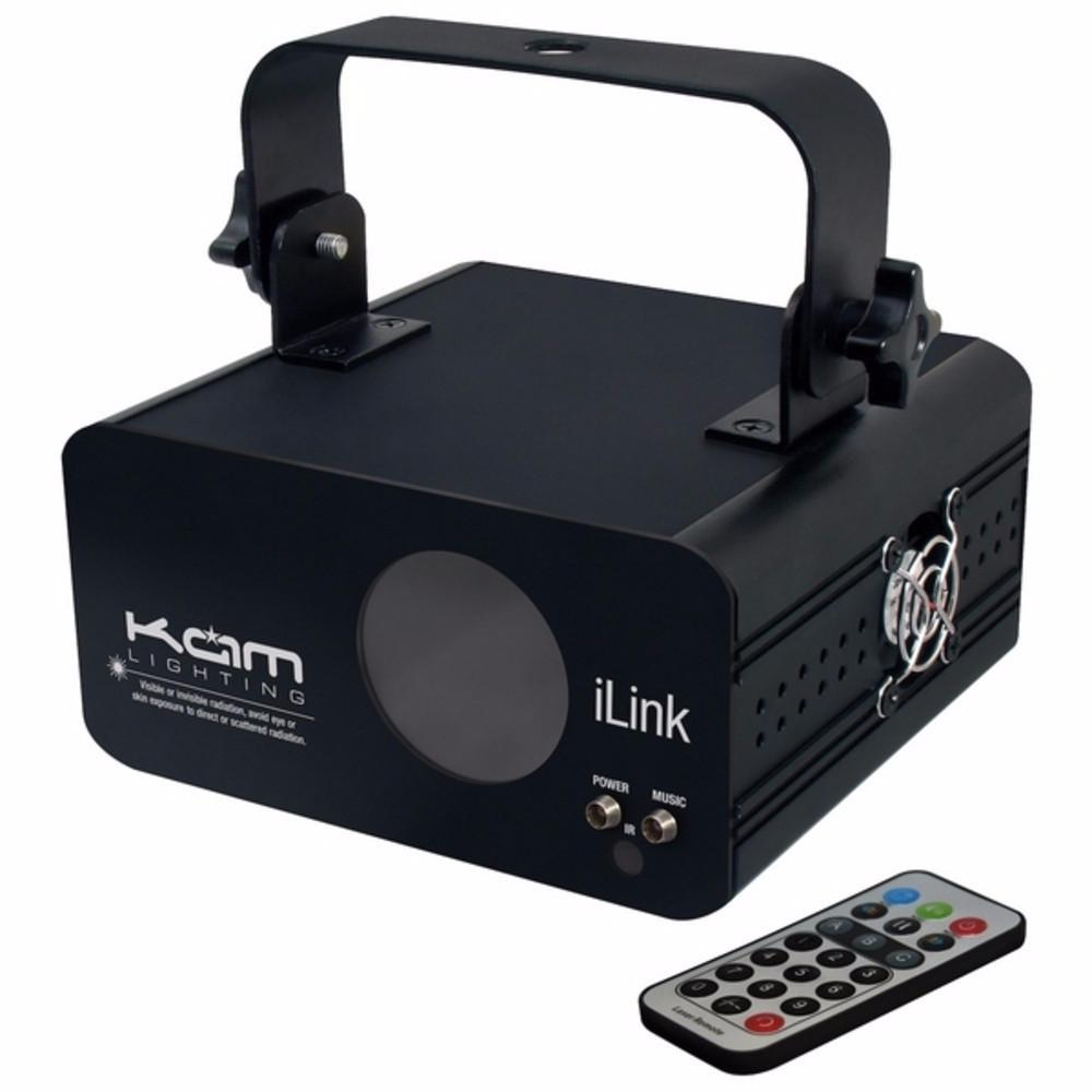 KAM iLink GBC Laser (Ex Demo)-Lighting-DJ Supplies Ltd