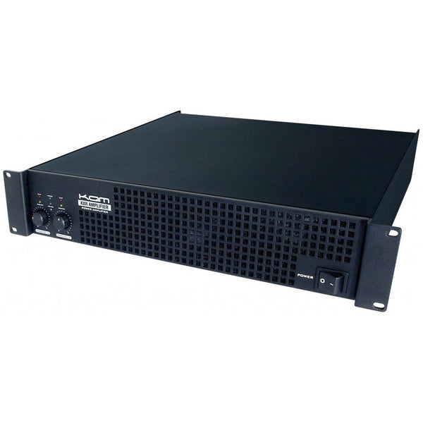 KAM KXR2000 V2 Amplifier 2Kw-Amplifiers-DJ Supplies Ltd