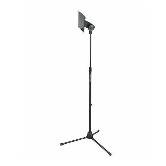 Karaoke LCD Monitor Stand Medium Duty-Monitor Stands-DJ Supplies Ltd