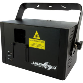 Laserworld CS1000RGB MK2 Laser-Lighting-DJ Supplies Ltd