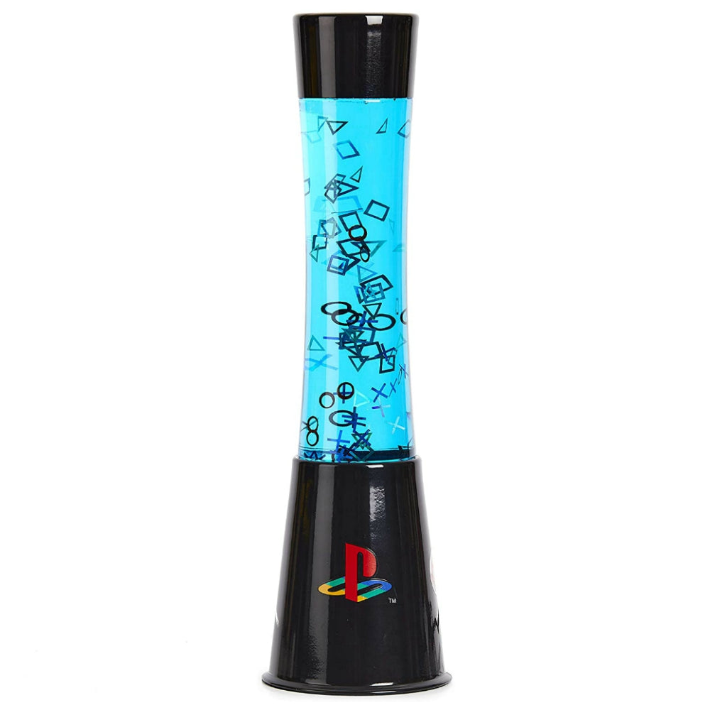 Sony PlayStation Lava Flow Icons Lamp-Accessories-DJ Supplies Ltd