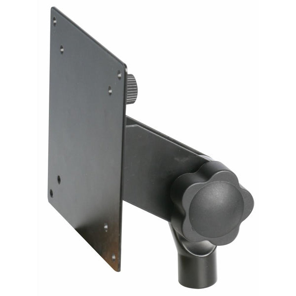 LCD TV Monitor Bracket Mic Stand Mount-Monitor Stands-DJ Supplies Ltd