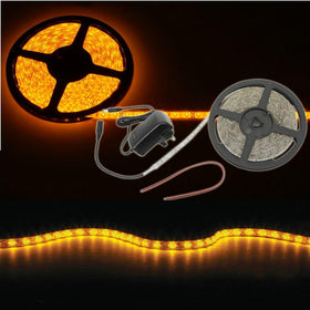 LED Tape Kit 5m Amber-Lighting-DJ Supplies Ltd