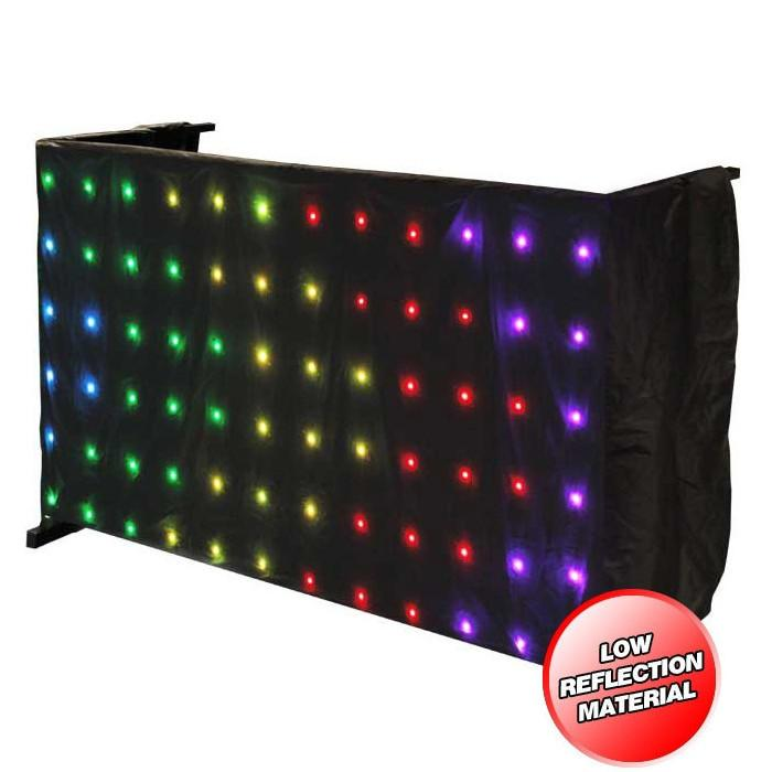 LEDJ Matrix Table Cloth-Lighting-DJ Supplies Ltd