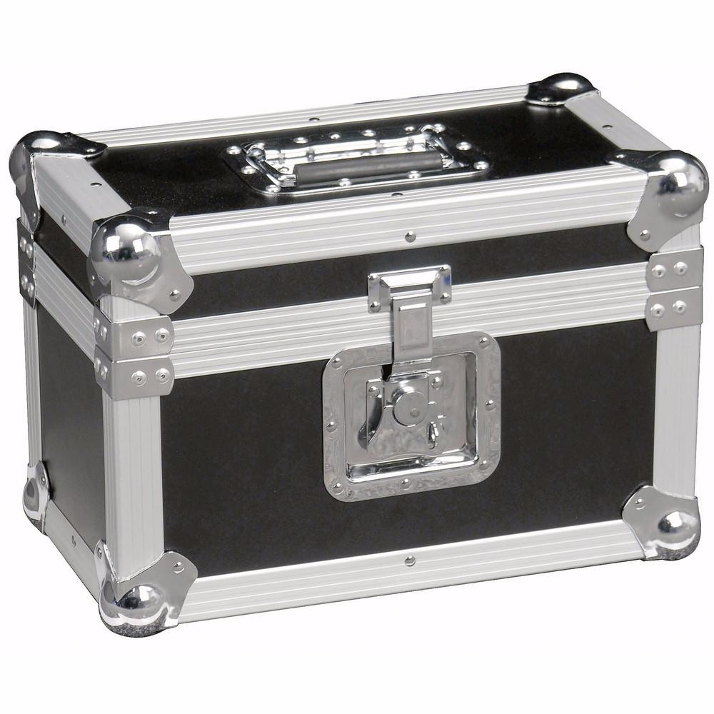 Microphone Flight Case 6 Mics-Cases-DJ Supplies Ltd