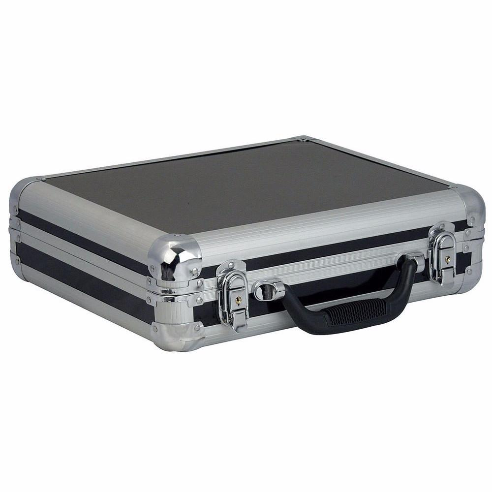 Microphone Flight Case 7 Mics-Cases-DJ Supplies Ltd