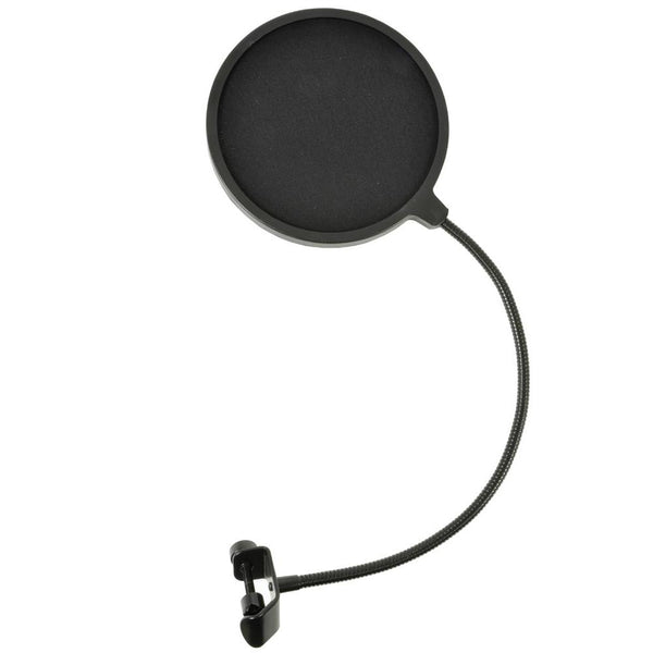 "Microphone Pop Screen 6.5""-Microphone Accessories-DJ Supplies Ltd"