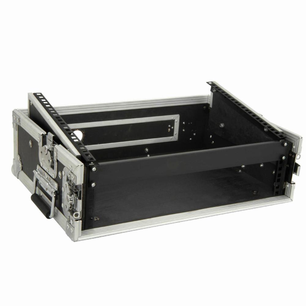 Mixer Rack Case 6U x 3U-Cases-DJ Supplies Ltd