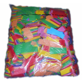 Multicoloured Confetti 1Kg-Special Effects-DJ Supplies Ltd