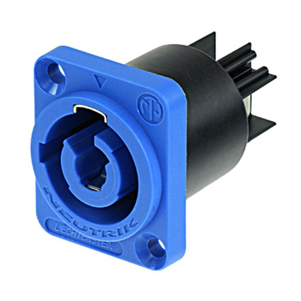 Neutrik PowerCon Blue NAC3MPA-1-Connectors-DJ Supplies Ltd