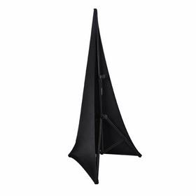 Novopro Black 2 Sided Stand Scrim-Stand Accessories-DJ Supplies Ltd