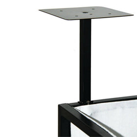 Novopro Podium Stands (Pair)-Lighting Stands-DJ Supplies Ltd