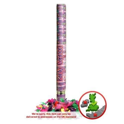 Party Confetti Cannon 80cm-Party Accessories-DJ Supplies Ltd