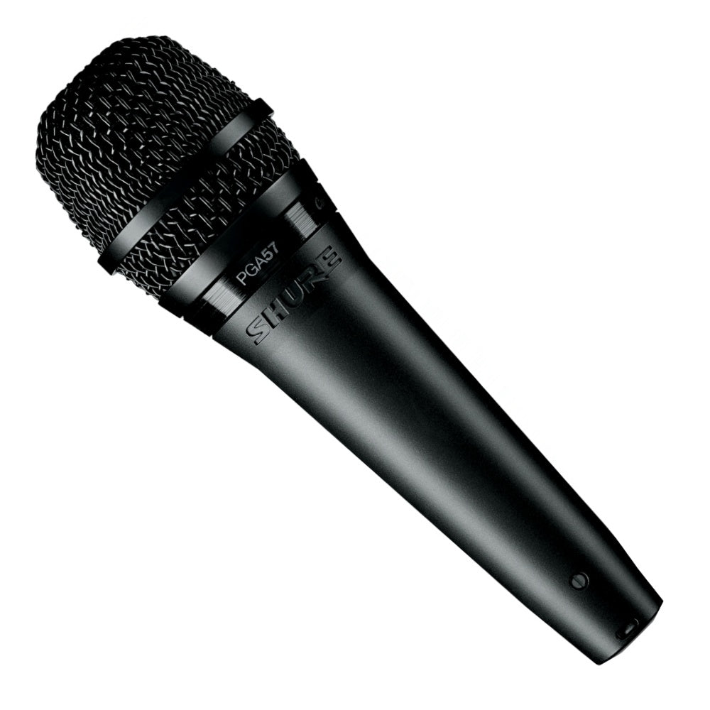 Shure PGA57 Instrument Microphone-Microphones-DJ Supplies Ltd