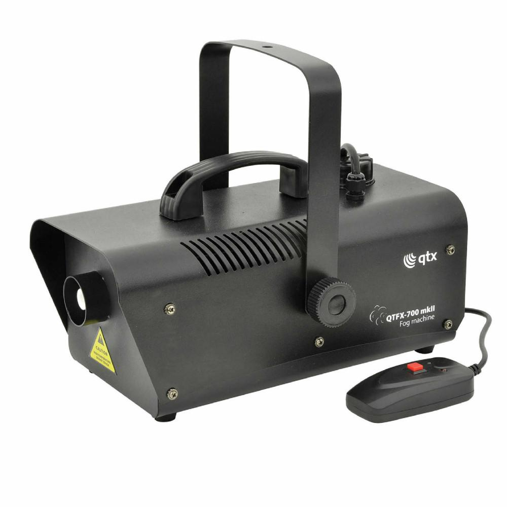 QTX 700Mk2 Smoke Machine-Special Effects-DJ Supplies Ltd