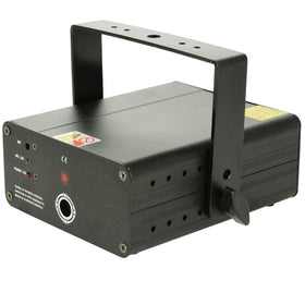 QTX Fractal 250 RGB Cluster Laser-Lighting-DJ Supplies Ltd
