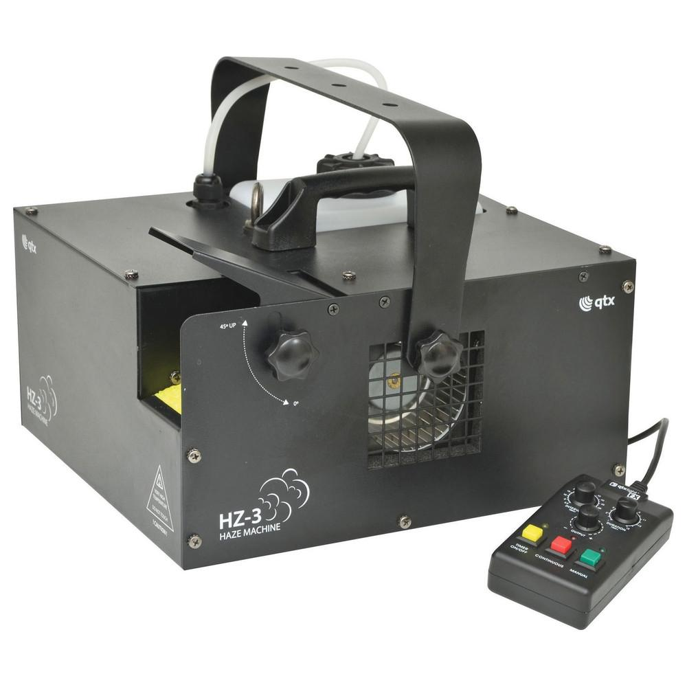 QTX HZ3 Haze Machine-Special Effects-DJ Supplies Ltd
