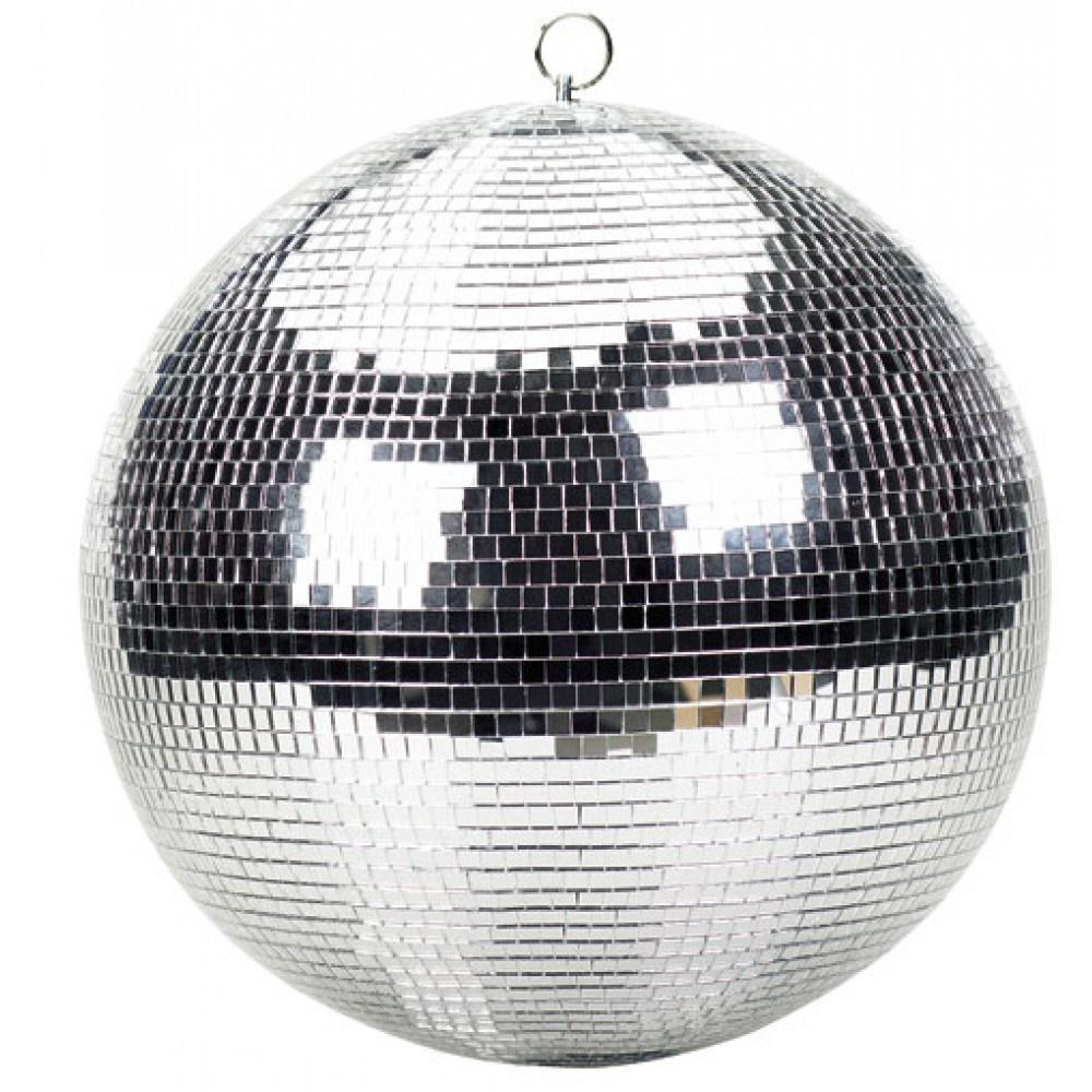 QTX Mirrorball 30cm-Lighting-DJ Supplies Ltd