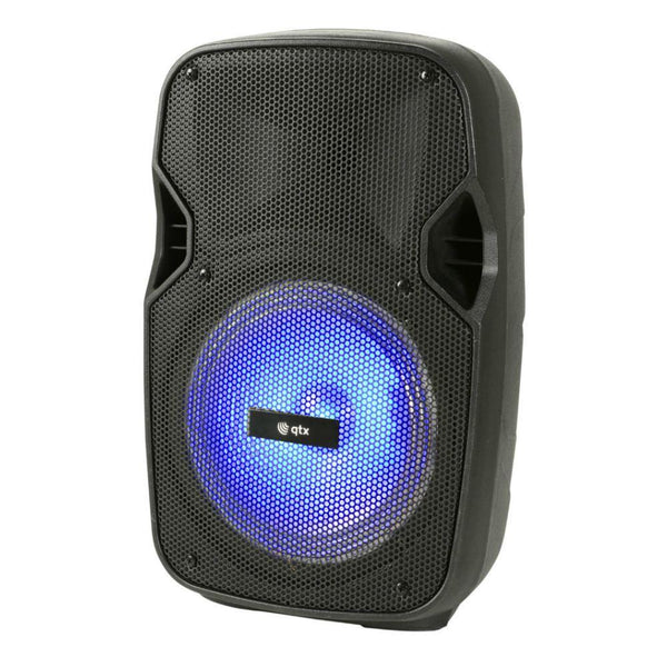 QTX Portable Bluetooth Disco Speaker-Portable PA-DJ Supplies Ltd