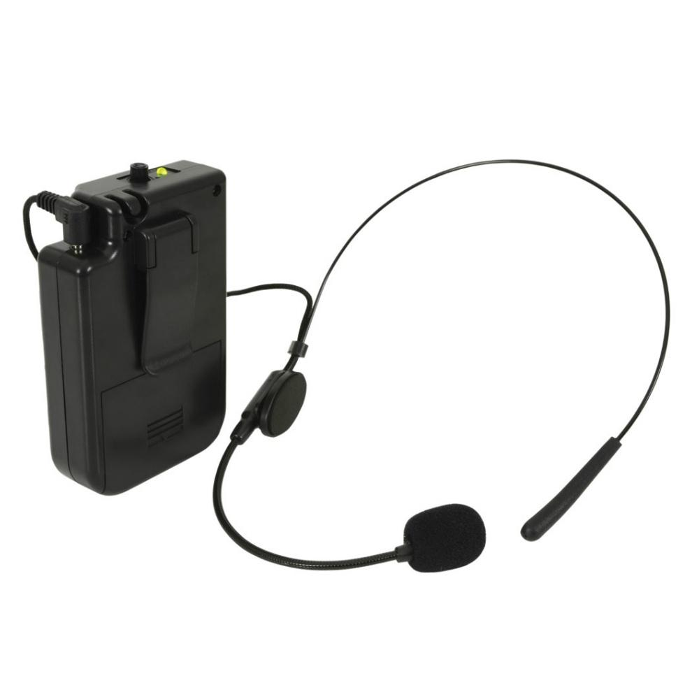 Quest Wireless Bodypack and Headset-Wireless Microphones-DJ Supplies Ltd