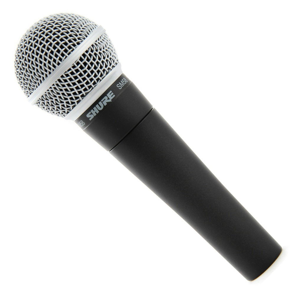 Shure SM58 Vocal Microphone-Microphones-DJ Supplies Ltd