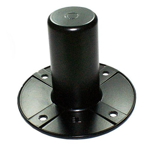 Speaker Top Hat 35mm EBH60SW-Stand Adaptors-DJ Supplies Ltd