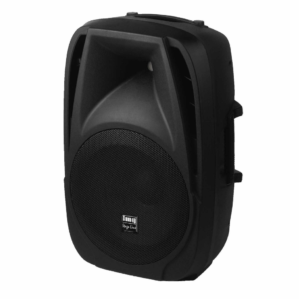 Stageline PAK12DMP Active Speaker-Speakers-DJ Supplies Ltd