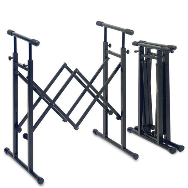 Stagg Foldable DJ Stand-Stand Accessories-DJ Supplies Ltd