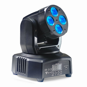 Stagg Headbanger Mini 8 Wash-Lighting-DJ Supplies Ltd