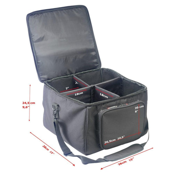 Stagg Moving Head Bag SLITB4-Cases-DJ Supplies Ltd