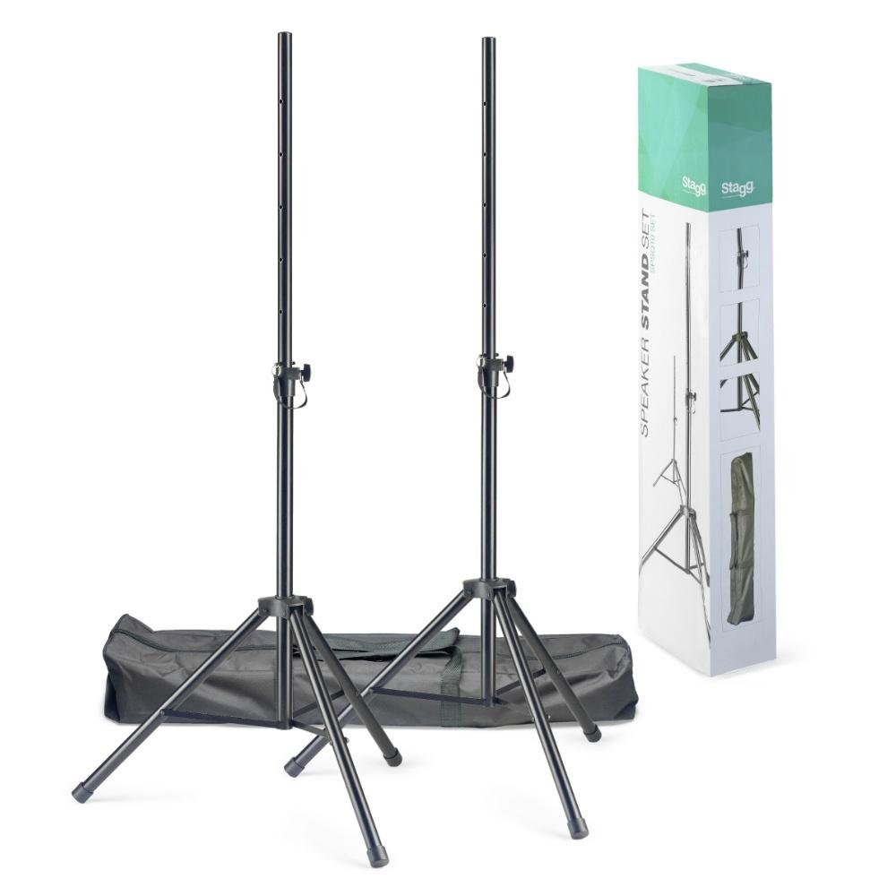 Stagg Speaker Stand Kit-Speaker Stands-DJ Supplies Ltd