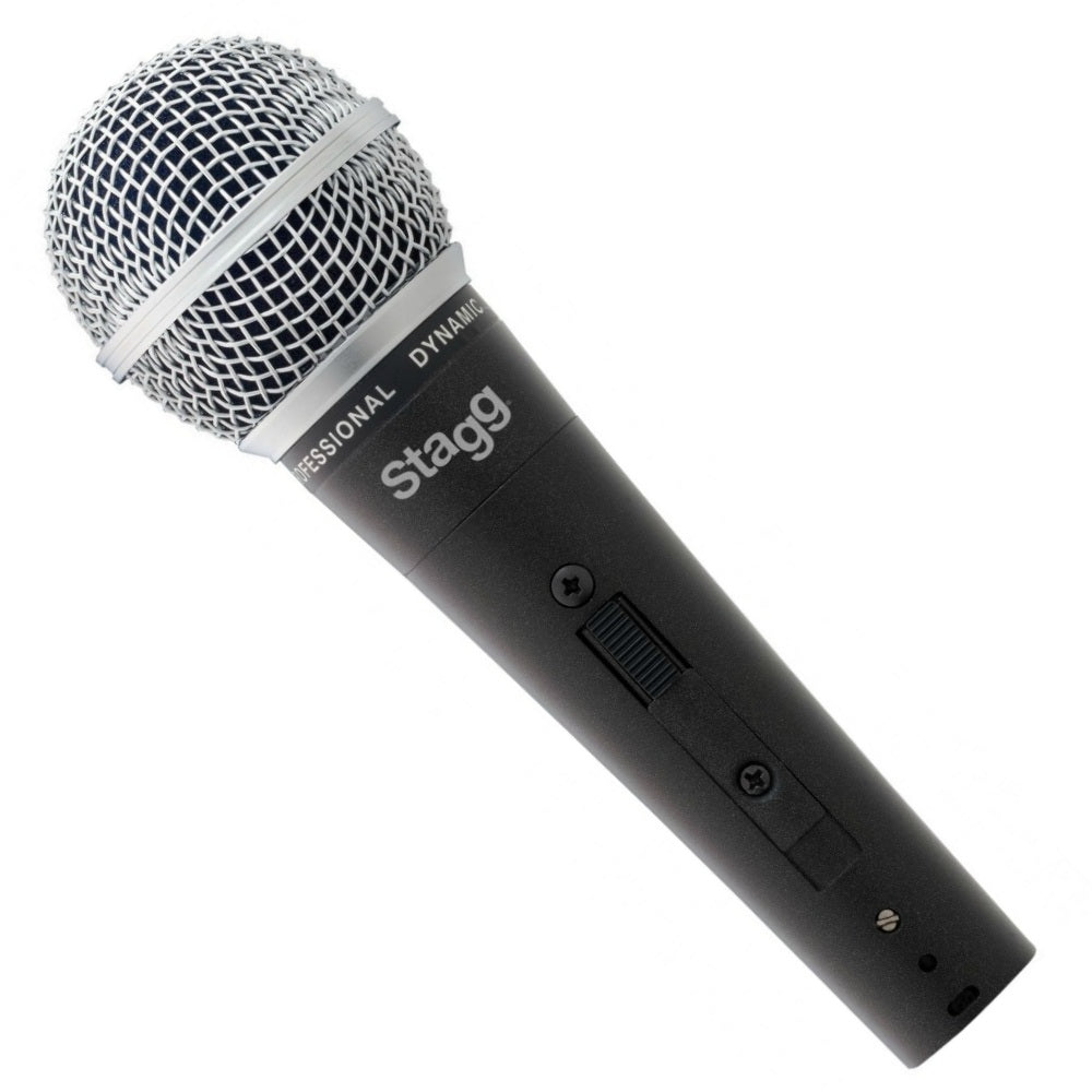 Stagg SDM50 Vocal Microphone-Microphones-DJ Supplies Ltd