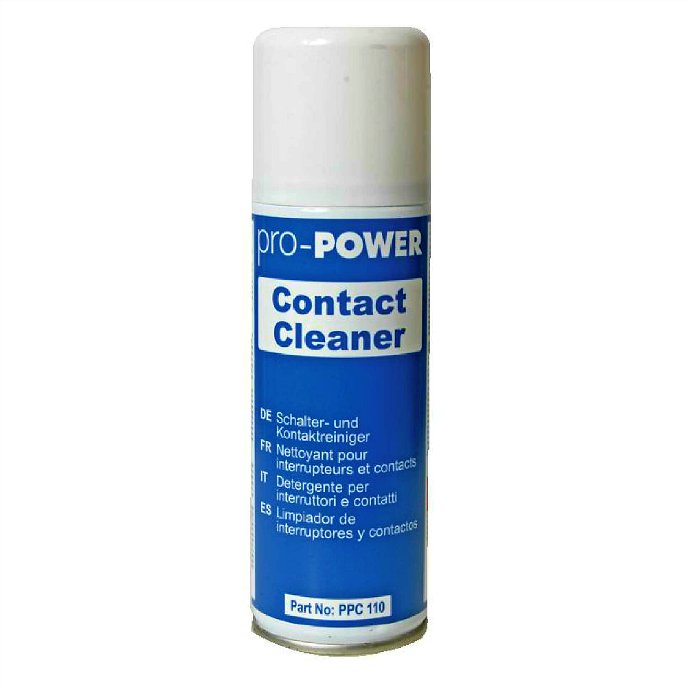 Switch Contact Cleaner-Accessories-DJ Supplies Ltd