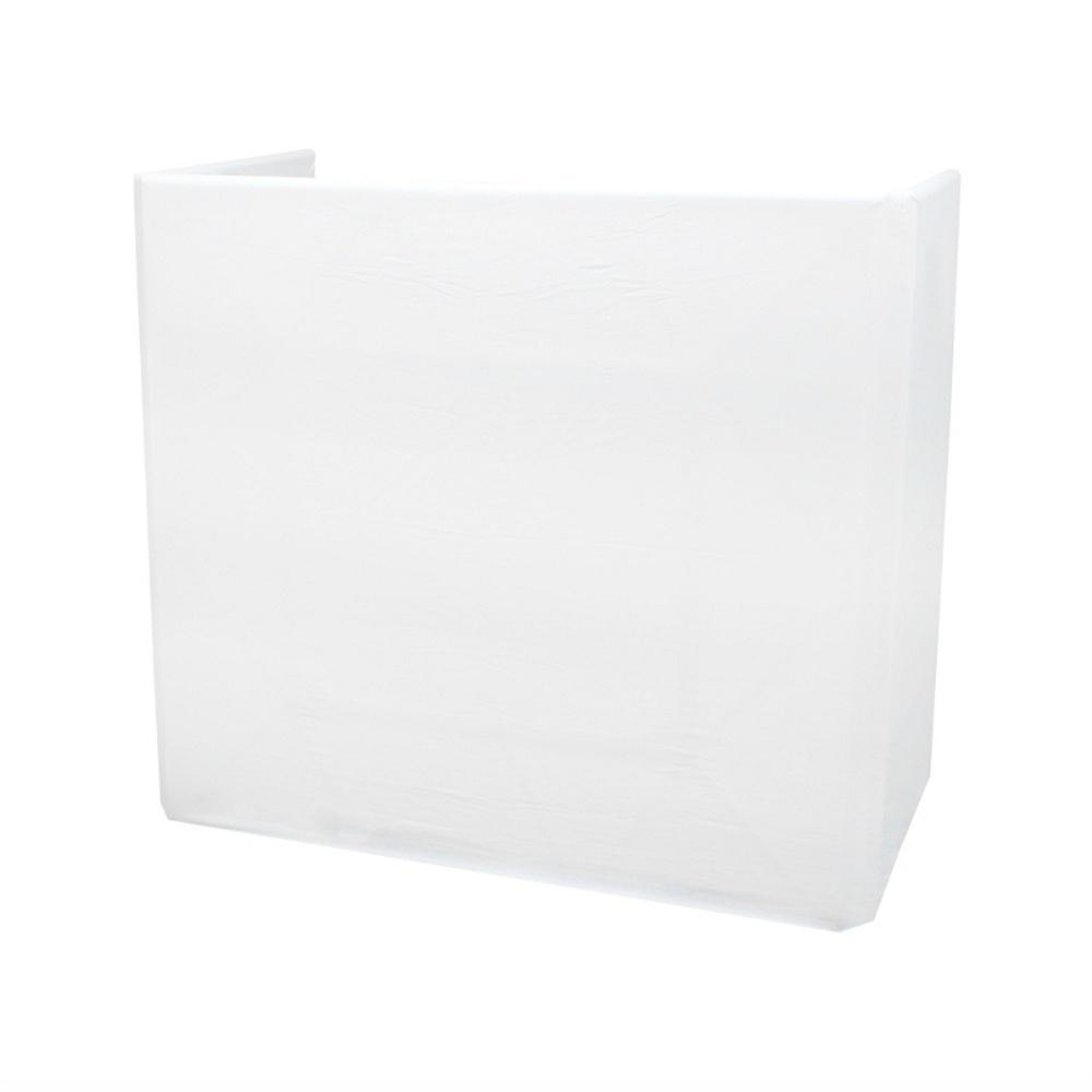 Truss Booth White Scrim-Stand Accessories-DJ Supplies Ltd