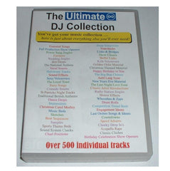 Ultimate DJ Jingles Collection 6 Cds