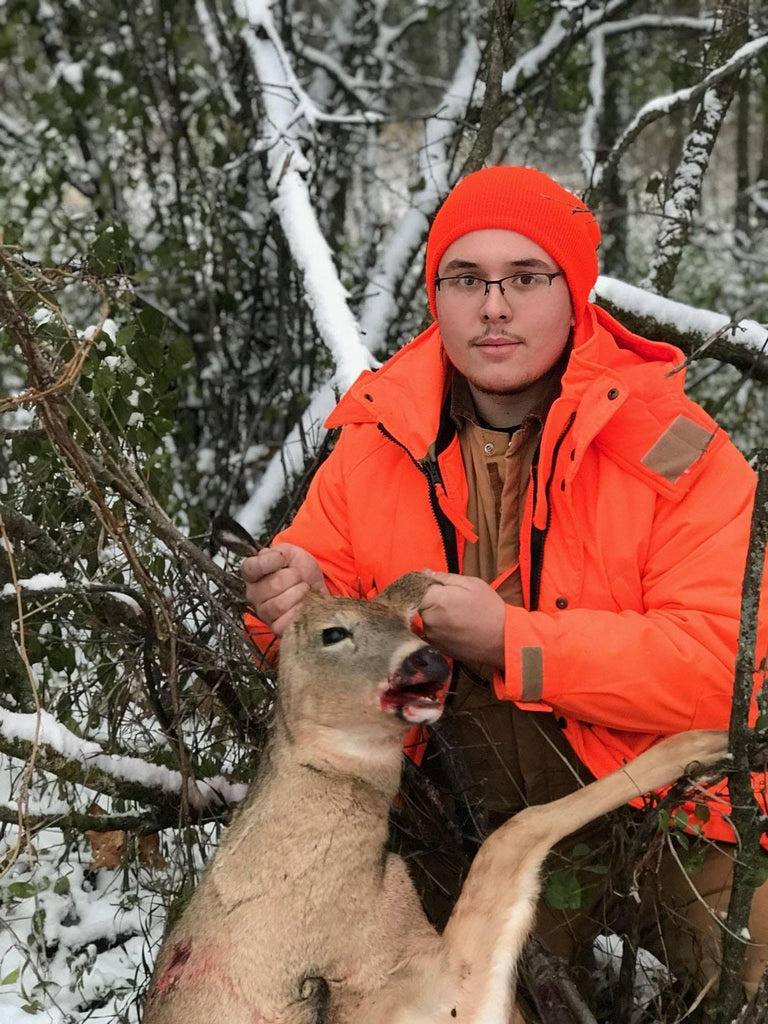 Rick Brown Takes His Nephew Hunting for First Deer