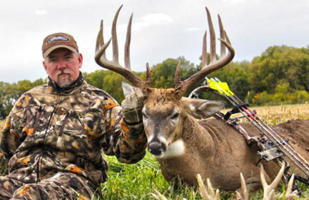 Don Higgins Tracks Down a Monster Buck