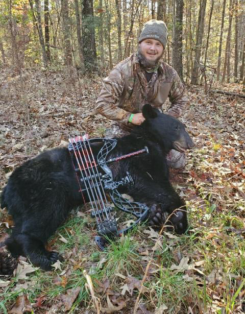 William Gordon 252 LB Black Bear