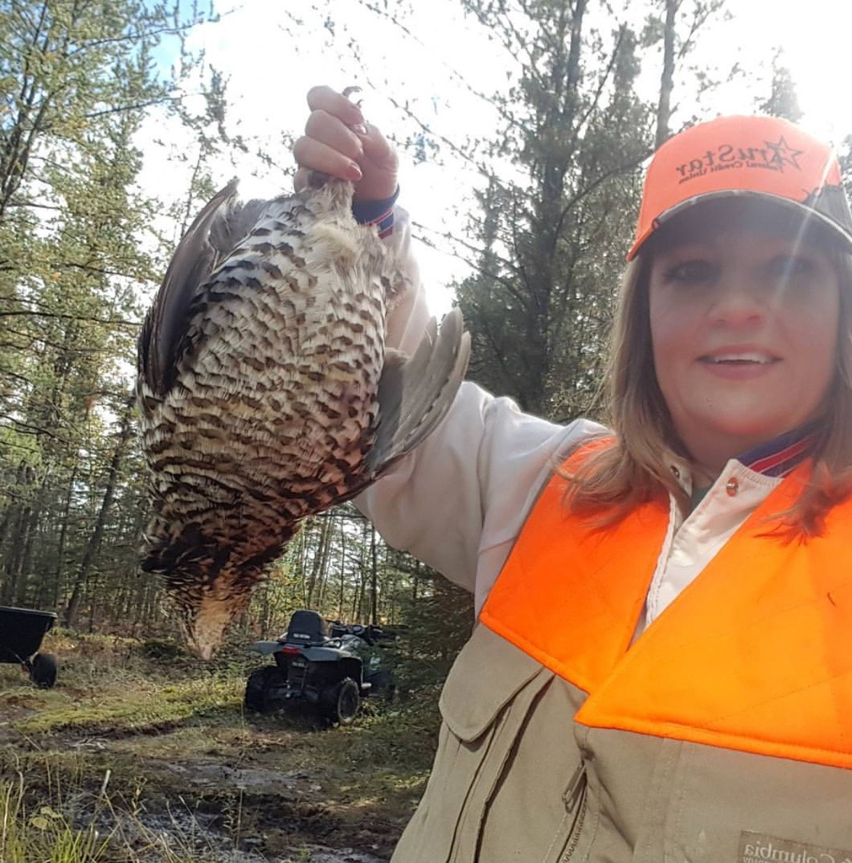 Grouse Hunting Thrills