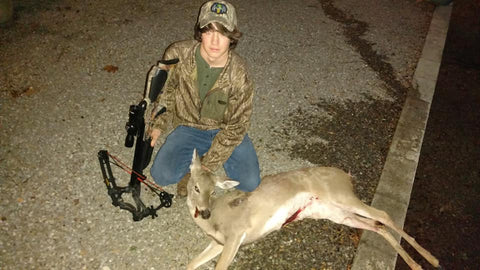 Deer Hunting Runs in the Wyatt Family
