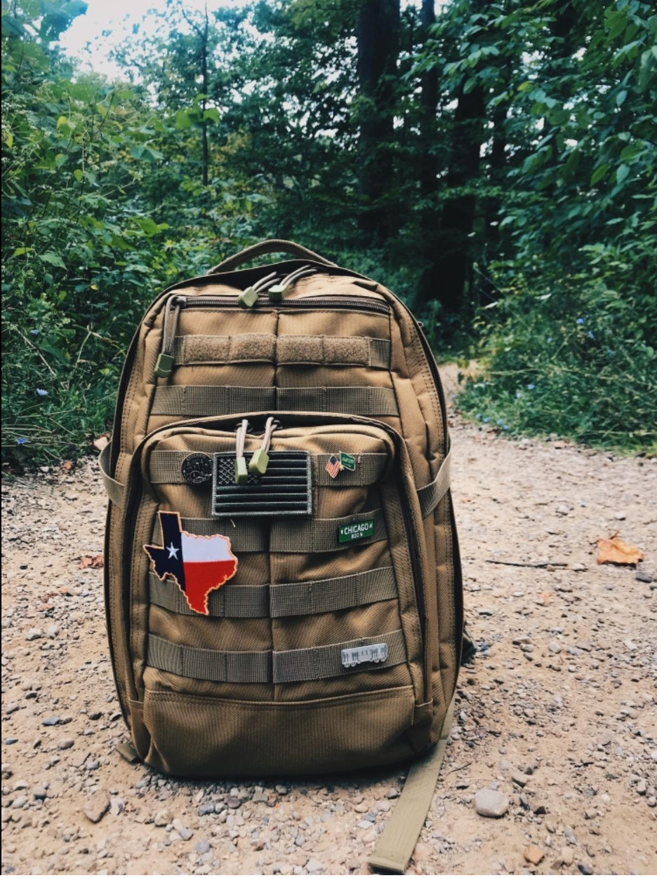 TacPack12 Olive Tactical Backpack