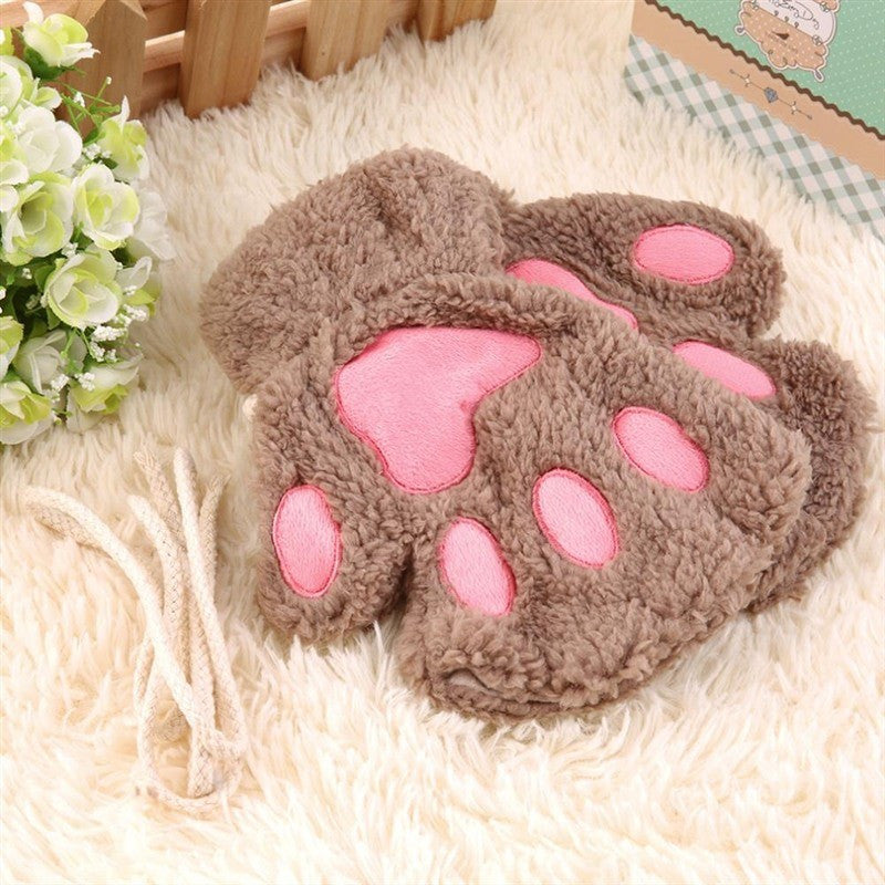 Cat Paw Gloves-NiceHotDeals.com