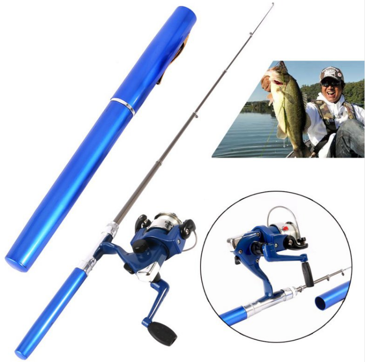 Fishing Rod Pen - NiceHotDeals.com - Shopping made easy