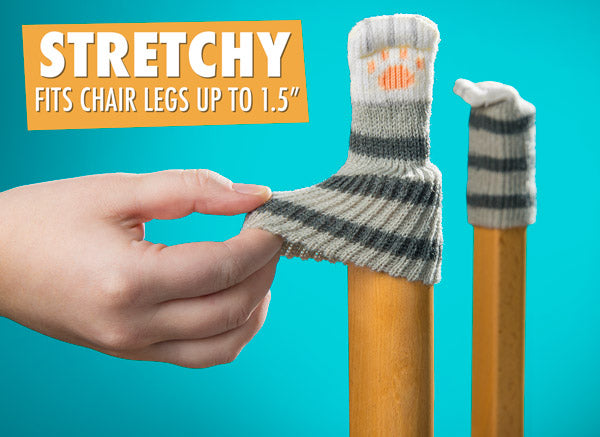 Cat Paw Chair Socks - NiceHotDeals.com - Shopping made easy