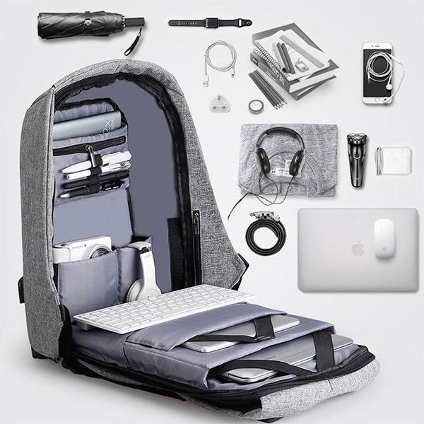 Anti Theft Backpack - NiceHotDeals.com - Shopping made easy