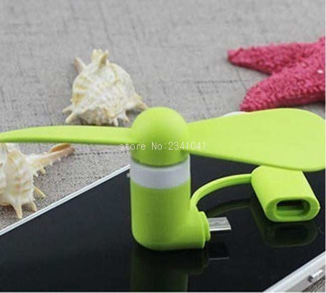 Portable Micro Fan For phone - NiceHotDeals.com - Shopping made easy
