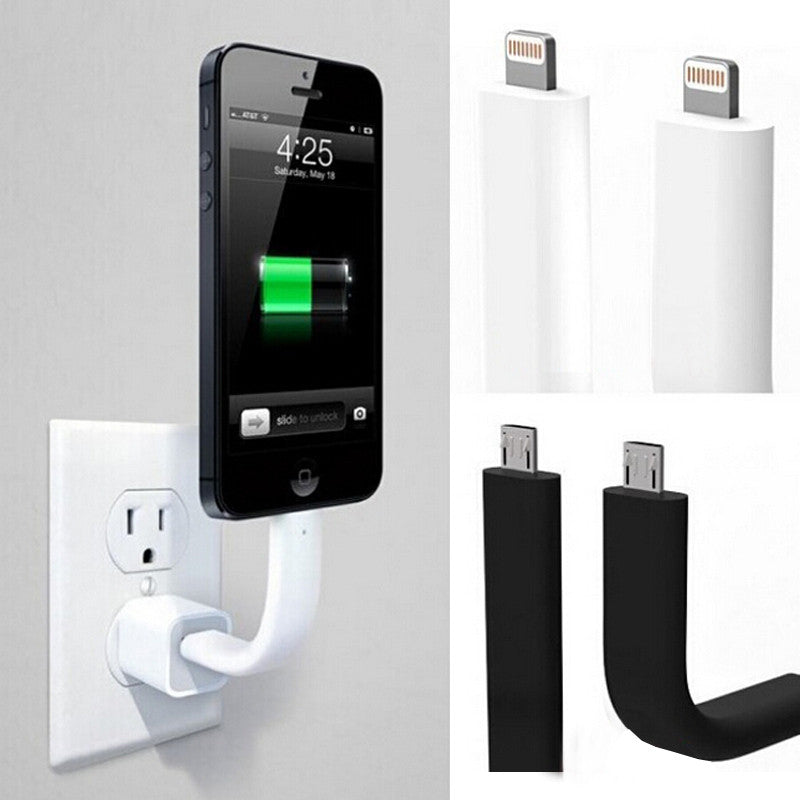 Phone Stand charger for iPhone & Android - NiceHotDeals.com - Shopping made easy