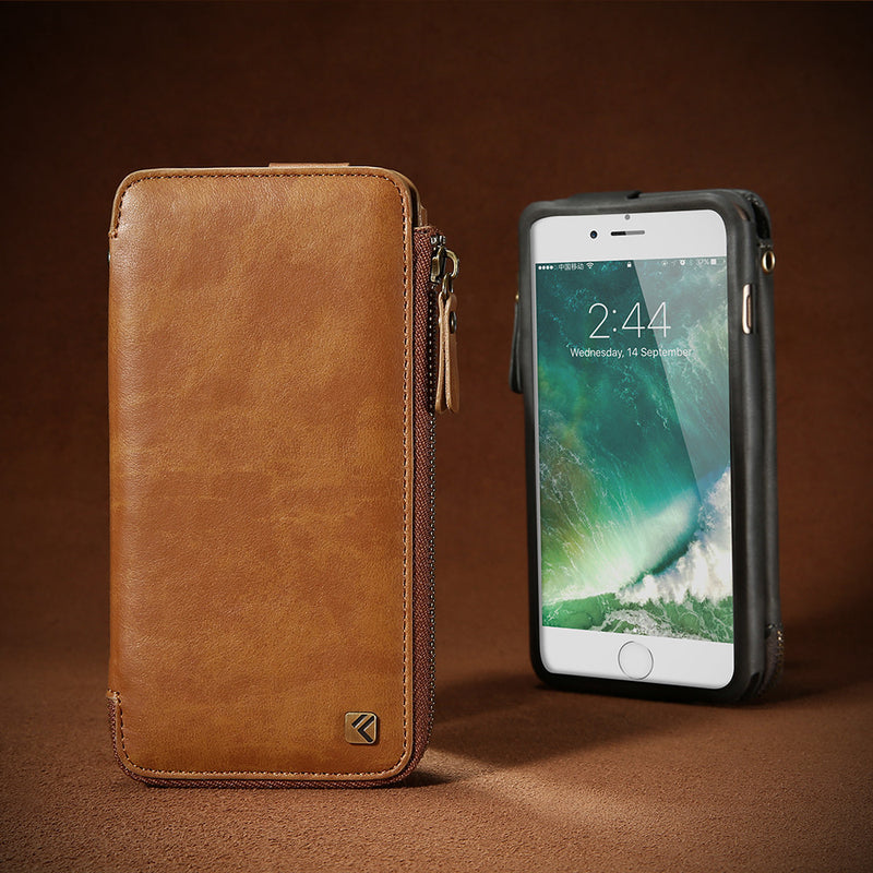 Vintage Wallet Case for iPhone - NiceHotDeals.com - Shopping made easy