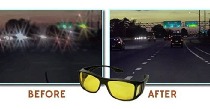 HQ Night Vision Glasses - NiceHotDeals.com - Shopping made easy